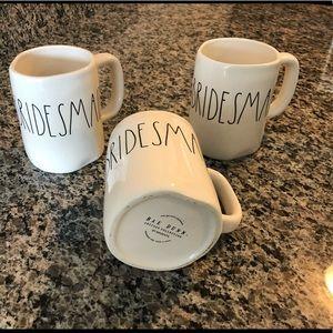 Rae Dunn Bridesmaid Cups